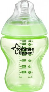 BUTELKA 260ml KOLOR SMOCZEK 0m Tomee Tippee closer