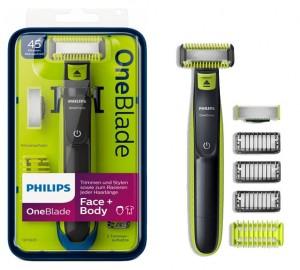 PHILIPS QP2620/20 OneBlade Face + Body