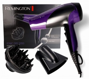 Suszarka do włosów IONIC DRY HAIRDRYER 2200 Remington D3190
